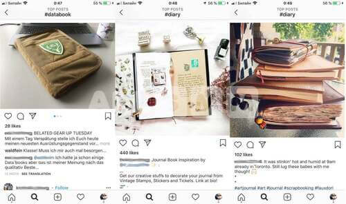 Posts for Instagram: what and how to write