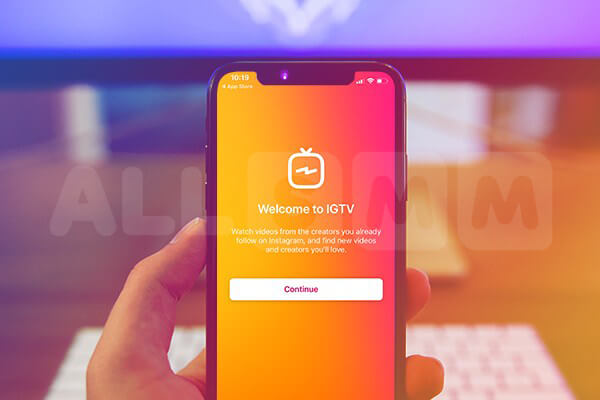 IGTV at Instagram. Review and benefits