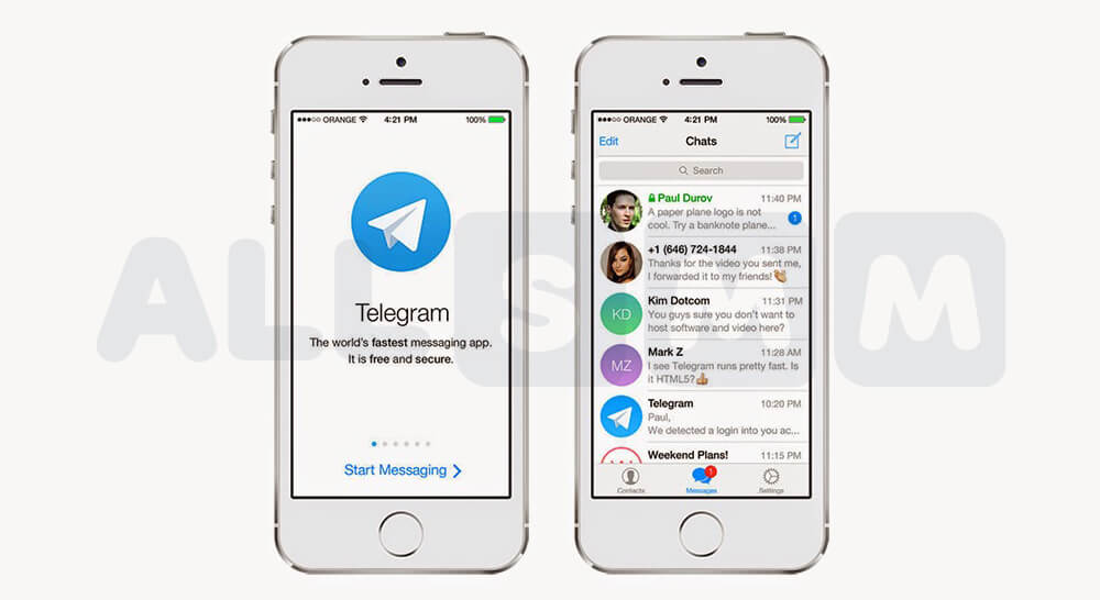 How to Work with Telegram Members